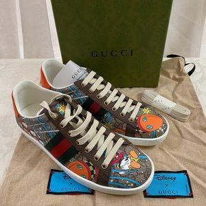 "🆕 GUCCI GG "" Disney Collection"" sneakers, Run Big"